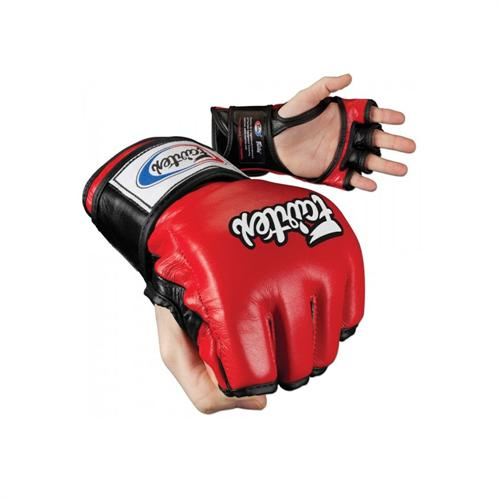 Fairtex Fairtex FGV12 Ultimate Combat Gloves with Open Thumb Loop